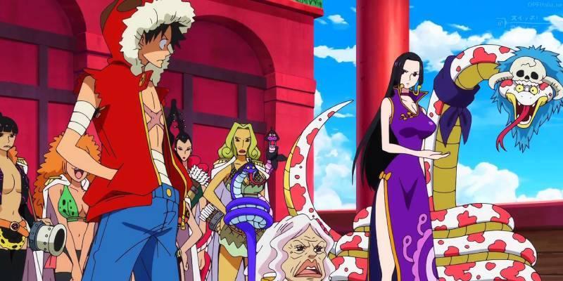 Streaming One Piece 3D2Y Superare la Morte di Ace! Rufy e il Giuramento Fatto ai Compagni