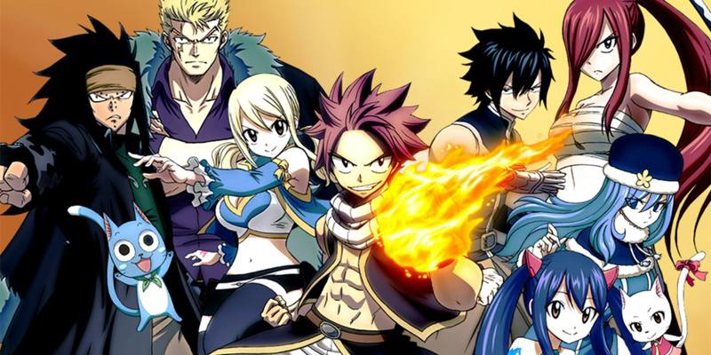 Streaming Fairy Tail 2