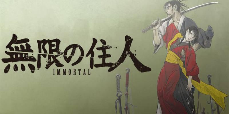 Streaming Mugen no Juunin: Immortal