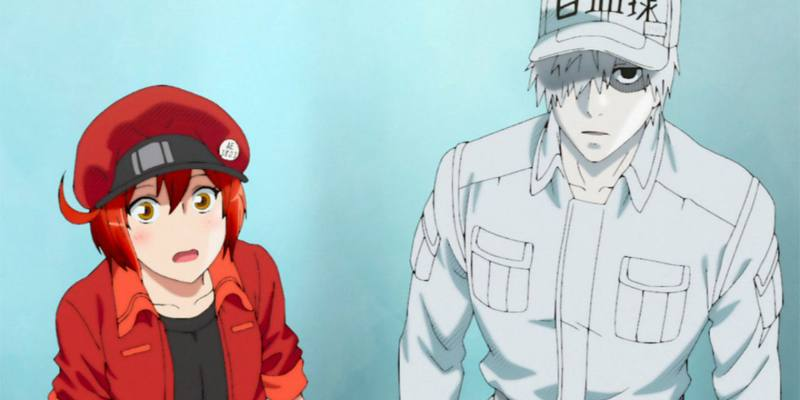 Streaming Cells at Work! Code Black