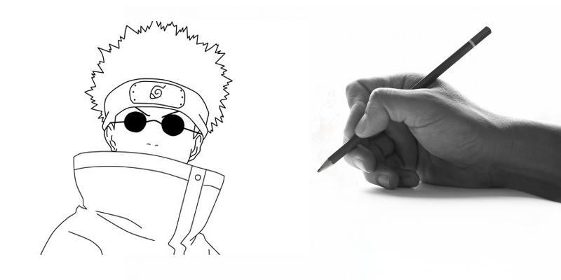 Impara a disegnare Shino Aburame