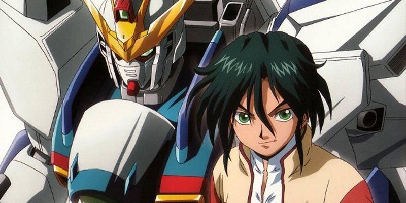 Streaming After War Gundam X