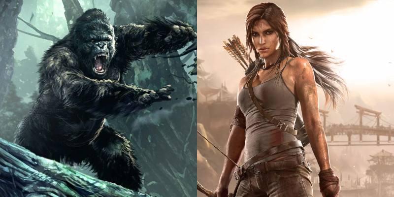 In arrivo su Netflix le serie animate di Tomb Raider e Skull Island