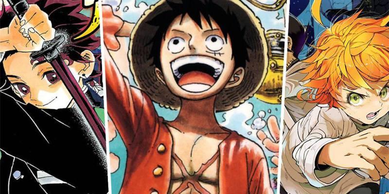 Quali sono i 50 manga più venduti del 2020?