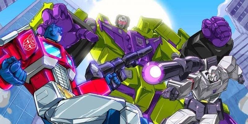 Nickelodeon ha annunciato la nuova serie animata sui Transformers