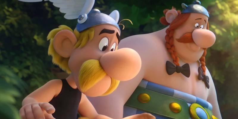 Asterix diventerà una serie per Netflix