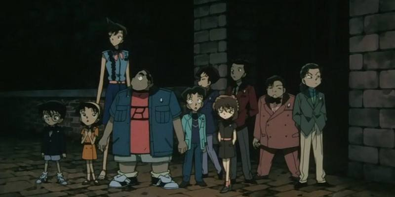 Streaming Detective Conan Movie 06: Il fantasma di Baker Street