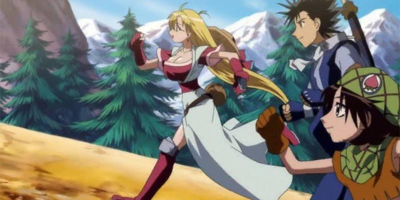 Streaming Grenadier: Hohoemi no Senshi