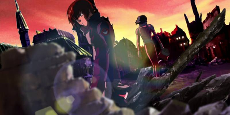 Streaming Mobile Suit Gundam SEED: After-Phase Between the Stars