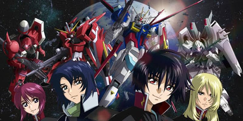 Streaming Mobile Suit Gundam SEED Destiny