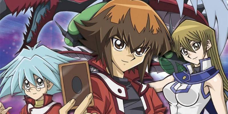 Streaming Yu-Gi-Oh! GX