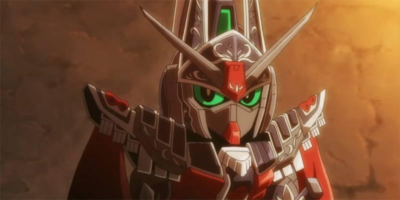 Streaming SD Gundam World Heroes