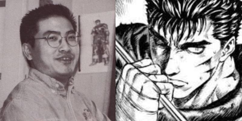 È morto Kentaro Miura, l'autore di
