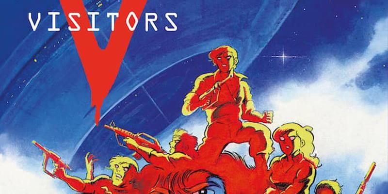 La serie a fumetti anno '80 di
