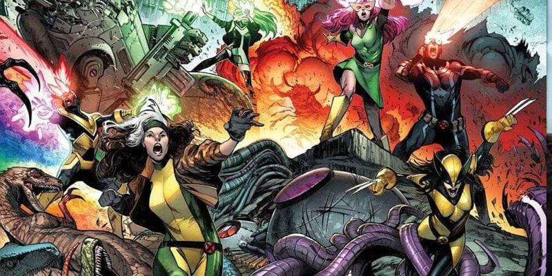 I nuovi X-Men di Marvel Comics