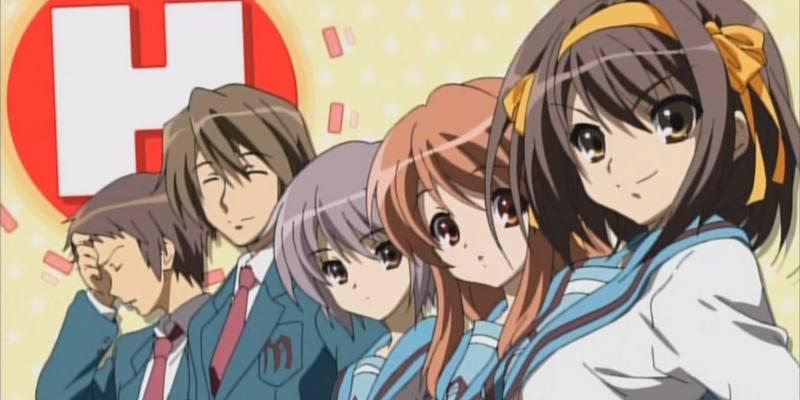 Streaming La malinconia di Haruhi Suzumiya