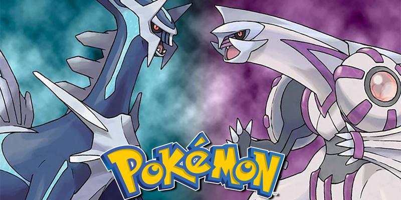Streaming Pokemon Diamond & Pearl