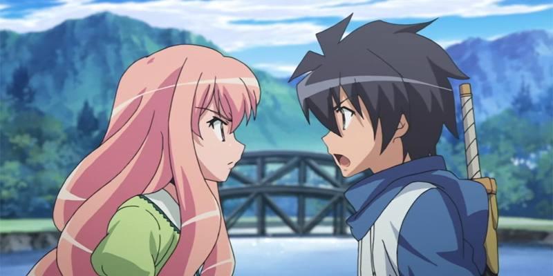 Streaming Zero no Tsukaima: Futatsuki no Kishi