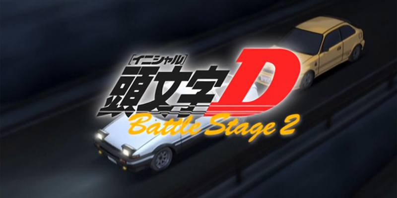 Streaming Initial D Battle Stage 2