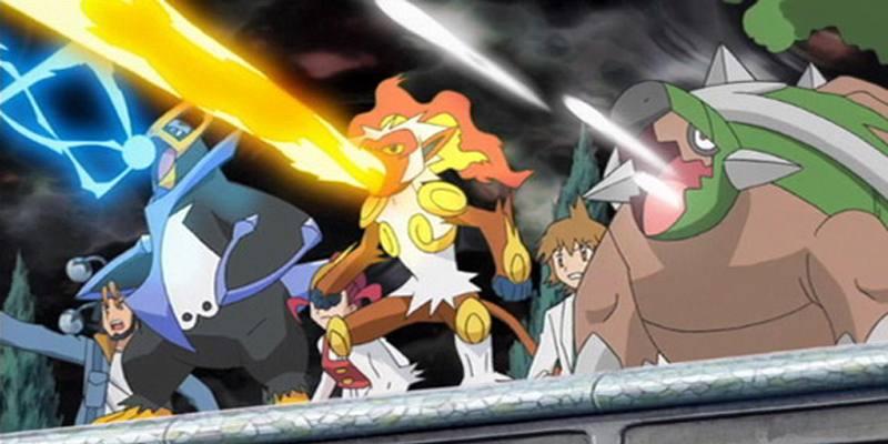 Streaming Pokemon Movie 10: L'ascesa di Darkrai