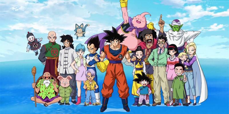 Quali sono i personaggi di Dragon Ball Super più amati?